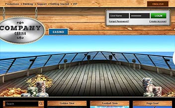 Screenshot 4 Company Casino