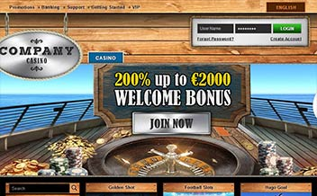 Screenshot 3 Company Casino