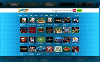 Screenshot 3 Costa Games Casino