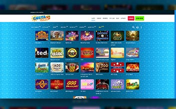 Screenshot 2 Costa Games Casino