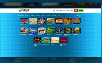 Screenshot 4 Costa Games Casino