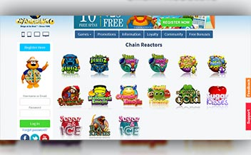 Screenshot 4 CyberBingo Casino