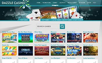 Screenshot 3 Dazzle Casino