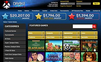 Screenshot 4 Drake Casino