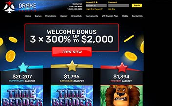 Screenshot 3 Drake Casino