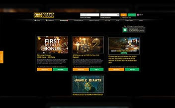 Screenshot 4 EuroGrand Casino