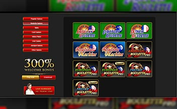 Screenshot 3 EuroKing Casino
