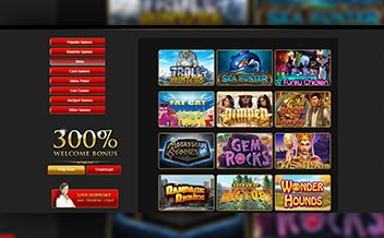 Screenshot 2 EuroKing Casino