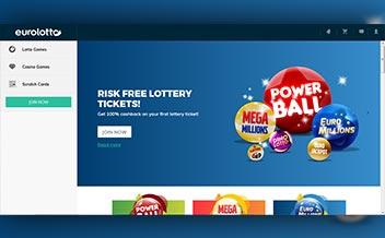 Screenshot 3 EuroLotto Casino