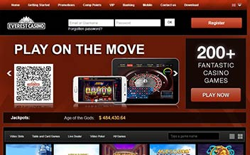 Screenshot 3 Everest Casino