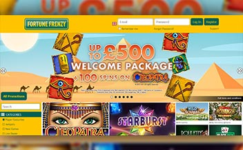 Screenshot 2 Fortune Frenzy Casino