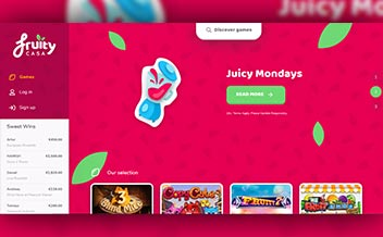 Screenshot 1 Fruity Casa Casino