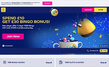 Screenshot 2 Gala Bingo Slots Casino