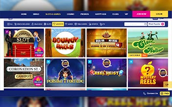 Screenshot 4 Gala Bingo Slots Casino
