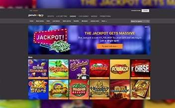 Screenshot 4 Gamebookers casino
