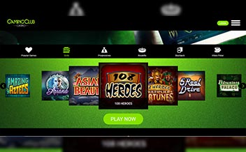 Screenshot 3 Gaming Club Casino