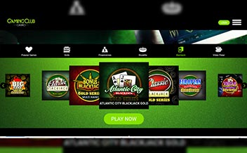 Screenshot 2 Gaming Club Casino