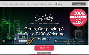 Screenshot 3 Get Lucky Casino