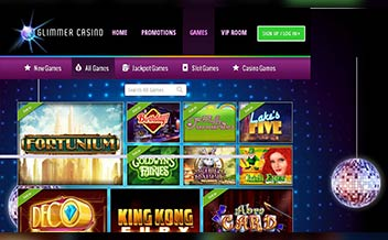Screenshot 4 Glimmer Casino