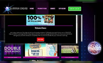 Screenshot 3 Glimmer Casino