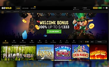 Screenshot 4 GoWild Casino
