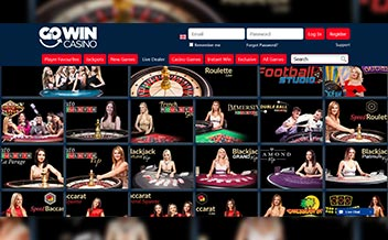 Screenshot 4 Gowin Casino