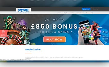 Screenshot 3 Gowin Casino