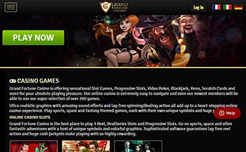 Screenshot 4 Grand Fortune Casino