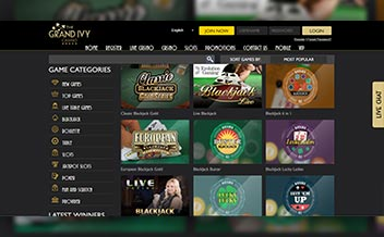 Screenshot 3 The Grand Ivy Casino