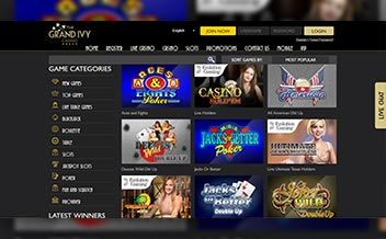 Screenshot 4 The Grand Ivy Casino