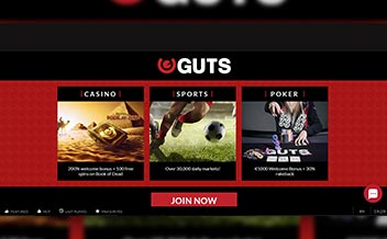 Screenshot 3 Guts Casino