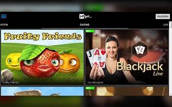 Screenshot 3 Hopa Casino