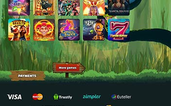Screenshot 1 Ikibu Casino