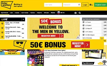 Screenshot 4 Interwetten Casino
