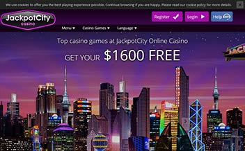 Screenshot 4 Jackpot City Casino