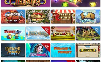Screenshot 1 Jackpot Mobile Casino
