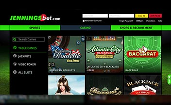 Screenshot 3 JenningsBet Casino