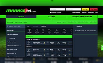 Screenshot 2 JenningsBet Casino