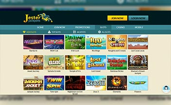 Screenshot 4 Jester Jackpots Casino