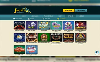 Screenshot 3 Jester Jackpots Casino