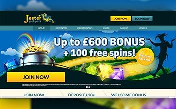 Screenshot 2 Jester Jackpots Casino