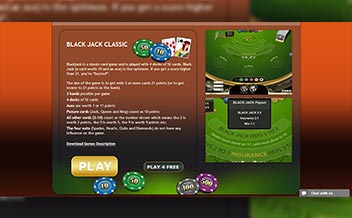 Screenshot 4 Kajot Casino