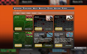 Screenshot 3 Kajot Casino