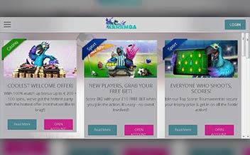 Screenshot 3 Karamba Casino