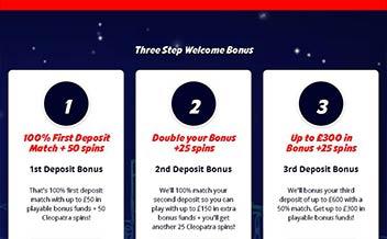 Screenshot 1 Kerching Casino