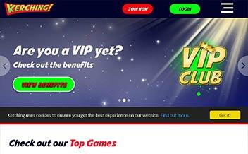 Screenshot 3 Kerching Casino