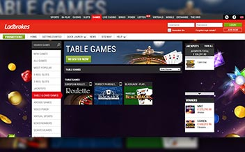 Screenshot 4 Ladbrokes Casino