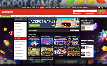 Screenshot 3 Ladbrokes Casino