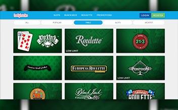 Screenshot 4 LadyLucks Casino