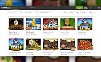 Screenshot 4 Lapalingo Casino